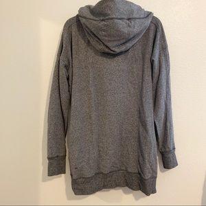 lululemon athletica Jackets & Coats - Grey Lululemon Wrap Up jacket 8